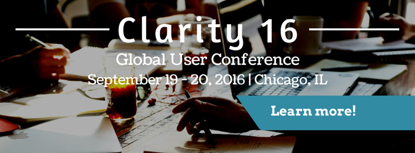 THE LARGEST GATHERING OF ENTERPRISE SEOs EVER -- Clarity'16